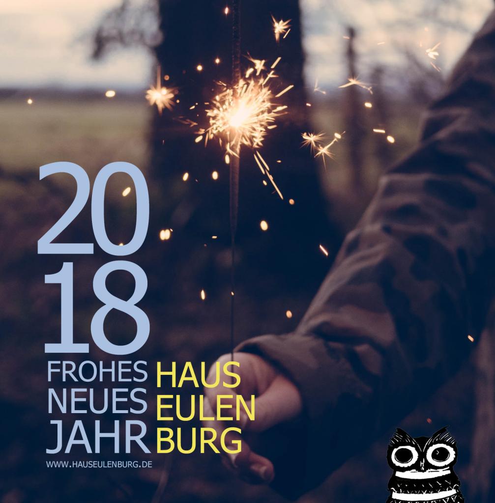 Haus Eulenburg Neues Jahr 2018